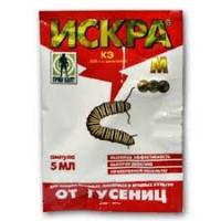 Инсектицид Искра М от гусениц (амп 5 мл)