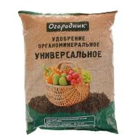 Удобрение органоминеральное в гранулах Огородник Универсальное 4 кг